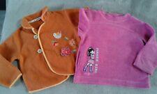 Lot polaires 24 Mois 2 ans La Cie Tissaia - vêtements bébé fille
