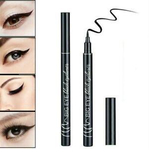 Liquid Eye Liner Pen Pencil Black Waterproof Eyeliner Makeup 2022 Beauty X0G1