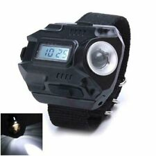 Watch Flash Light Led watch Flashlight LED Wristlight Rechargeable Lamps