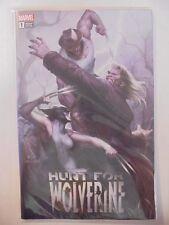Hunt for Wolverine #1 InHyuk Collector's Den Exclusive Variant Marvel VF/NM C...