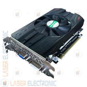 SCHEDA VIDEO GAMING NVIDIA GEFORCE GTX750Ti 4GB DDR5 128 BIT VGA DVI HDMI