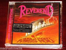 Reverend: World Won't Miss You Deluxe CD 2014 Bonus Tracks Divebomb DIVE065 NEW