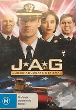 TV Jag The Complete Third Season 6-Disc Set Region 4 VGC