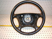 Mercedes Late W208 CLK430C 00-02 only Black steering OEM 1 Wheel without air bag