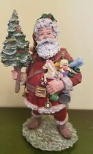Vtg 1991 Duncan Royale History Of Santa Claus Today'S Nast Xmas Tre Bag Of Toys
