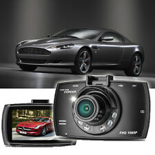"2.7""LCD Auto Kamera Recorder KFZ DVR Crash Cam Dashcam HD 1080P G-sensor HDMI DE"