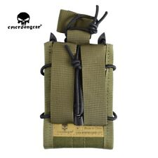 Emerson Tactical Single Open Mag Magazine Pouch MOLLE Adjustable Airsoft Hunting