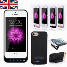 2in1 Magnetic Battery Charger Case Power Bank Pack For Apple iPhone 5 6 7 8 Plus