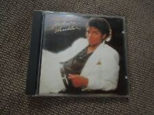 Michael Jackson Thriller RARE Austrian CD Album