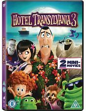 Hotel Transylvania 3 UK DVD Region 2 Stock 2018