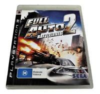 Full Auto 2 - Battles Sony PS3