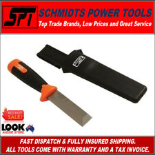 BAHCO SB-2448 CARPENTERS WRECKING CHISEL KNIFE WITH HOLSTER DEMOLITION CHISEL