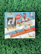 2019-20 Panini Clearly Donruss Basketball NBA Hobby Box Factory Sealed New