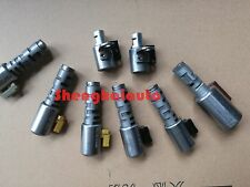 AW TF60-SN / 09G Linear Solenoid (Small) 8-Pc Set 2004-UP For VW / Audi / Mini