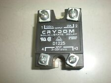 Crydom D1225 Solid State Relay - 25 Amp - Tests OK