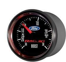 """Auto Meter 880074 2-1/16"""" 30 in Hg-30 PSI Electric Boost-Vacuum Gauge for Ford"""