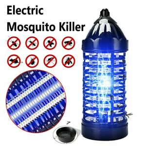 Electric Mosquito Killer Lamp USB UV Insect Fly Pest Bug Zapper Catcher Trap UK