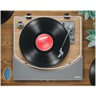 ION Premier LP Turntable with Stereo Speakers