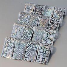16Pcs De Transfert Sternenhimmel Nagel-Folie Maniküre-Dekor Nail Art Decals