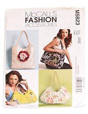 McCall Fashion Accessories Sewing Pattern (uncut) M5823