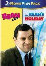 Bean/mr Bean Holiday 0025192221491 With Rowan Atkinson DVD Region 1
