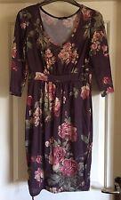 F&F Floral Boho Dress, Size 8 - Gorgeous!