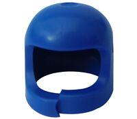 Lego 2 Stück Helm in blau Unfall Crash Benny 16599 Classic Space blaue Helme Neu