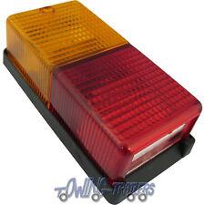 Trailer part - Perie CRL106 4 function rectangular combination rear light lamp