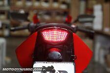 2008-2012 Kawasaki Ninja 250R SEQUENTIAL Signal LED Tail Light K-9250R-C