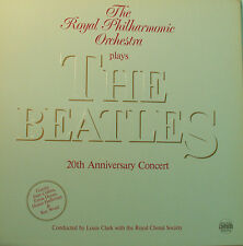 "THE ROYAL PHILHARMONIC ORCHESTRA PLAYS "" THE BEATLES""  12"" LP [k320]"
