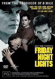 Friday Night Lights (DVD, 2005)