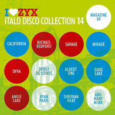 ZYX Italo Disco Collection 14 Various Artists Audio CD