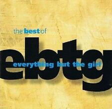 EVERYTHING BUT THE GIRL The Best Of CD Album Blanco Y Negro 1996