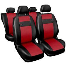 Seat Sitzbezüge Schonbezüge Sitzbezug Fahrer /& Beifahrer Kunstleder D101