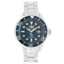 Invicta Gent's 18160 Grand Diver Blue Dial Automatic Steel Watch