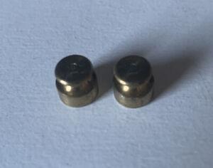 Ohaus Brass 2 g Weight Set Of (2)