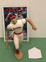1988 Wally Joyner starting lineup Baseball figure Toy Cal Angels Topps Card MLB