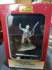 Britains War Along The Nile 27032 Camel Corps NCO Wounded  #1