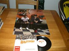 "Paramore-Hallelujah.7"" g/fold sleeve + poster."