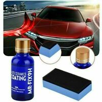 Auto Car Scratch Repair Coating Headlight Polish Fluid Restoration Kit 30ml