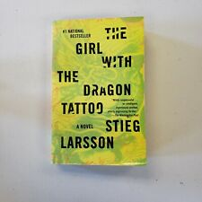 The Girl With The Dragon Tattoo Paperback Stieg Larsson