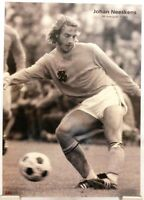 Johan Neeskens + Fußball Nationalspieler Niederlande + Fan Big Card Edition D109