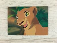 Lion King Series 1 Trading Card Embossed Foil Card F3 Nala Card 1994 Skybox