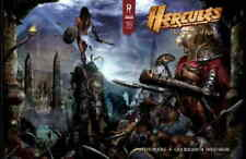Hercules: The Knives of Kush #5A VF/NM; Radical | save on shipping - details ins