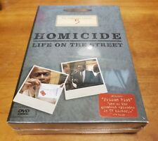 Homicide: Life on the Street - Complete Fifth Season (DVD) 5 tv show series NEW