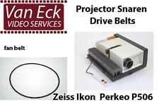 Zeiss Ikon Perkeo P506 belt (fan belt). New belt