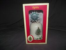Spode Christmas Tree Annual Bell 2008 with Box