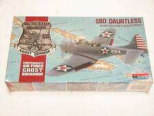 1/48 Monogram Revell SBD Dauntless Ghost Squadron Plastic Scale Model Kit NEW G