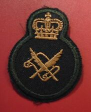 Canadian Armed Forces Administrative Clerk trade sleeve badge patch level 3