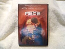 Reds (DVD, 2006, 2-Disc Set, 25th Anniversary Edition)**LIKE NEW** **GENUINE**